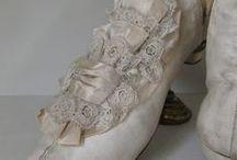 VICTORIAN FOOTWEAR / Victorian footwear.