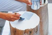 DIY Outdoors / Nice things to be created and grown outdoors