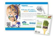 Magazine Ads / We're ready for our close up! Check us out in these glossy magazine ads, aren't we cute?