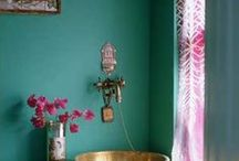 Turquoise & Teals