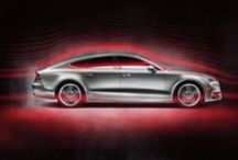 S7 / When we designed the S7, we opened the doors to originality with uniquely beautiful styling. And with its turbocharged 420-hp TFSI engine, you can make a quick escape from convention