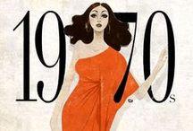 HISTORICAL 1970 AMAZING DRESSES / HISTORICAL 1970 AMAZING DRESSES