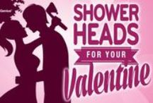 Valentine's Day Gift Guide / Get your sweetie the gift that keeps on giving all year long. Our oxygen-infused shower heads save you water, while increasing your water pressure... creating a massage-like sensation you can experience every day. Browse though these Oxygenics favorites to pick out the right shower head for them—they will love you for it!
