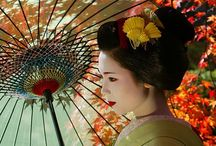 Chinese and Japanese inspirations