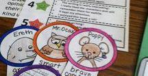 Elementary Teaching Ideas / Crafty, artsy, fun, and cute ideas for kindergarten, 1st, 2nd, or 3rd grades.