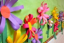 Spring Classroom / Spring classroom ideas, projects, and resources.