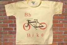Cute Bike Themed Clothing for Kids