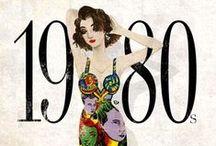 HISTORICAL 1980 FABULOUS DRESSES / HISTORICAL 1980 FABULOUS DRESSES