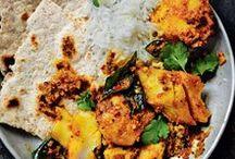 Pescatarian/ Vegetarian Recipes / Pescatarian recipes, fish curries, pita wraps, pitta bread recipes, yummy salads, vegan recipes, vegetarian recipes, healthy food recipes