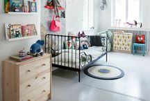 Baby Kids Nursery: Rooms / by Mighty Mutti