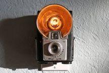 vintage•camera / by Saroch Ampakorn
