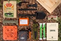 Outdoor Essentials / Outdoor gear and products we love!