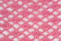 segredinhos do crochet e tricot / by Heloisa Lenart