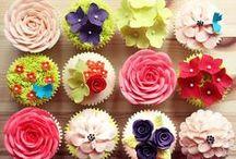 cupcakes decoration >_<