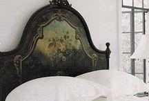 cozy bedroom / beautiful bedroom decore
