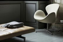 Inspiration / Get inspired when some interiors use iconic furniture