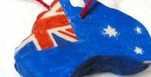 Australia Day Party / Australia Day Party ideas for 2017. Australia Day 2017 falls on Thursday 26th January. Get ideas for from BBQ to fruit platters, thongs to aussie themed cakes, decorations, food for dinner and all things to celebrate this national holiday.