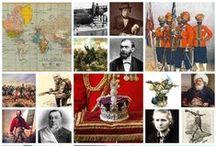 La Era del Imperio / La era de la Industrialización y los grandes imperios. Síguenos en proffessormoriarty.blogspot.com