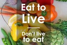 Healthy Quotes / A collection of quotes & images that inspire healthy-living and a plant-based lifestyle.