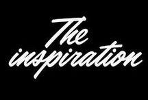 + Inspiration + / by Bernhard Hanser