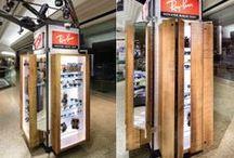 Press |  Sunglass Hut / Press and media coverage surrounding Sunglass Hut's new retail brand and environment, Shaded.