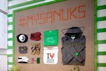 Press | Sanuk / Press and media coverage surrounding Sanuk's retail flagship store in Santa Monica