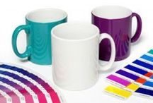 Promotional Mugs & Printed Mugs / Promotional Mugs offers a fantastic branding opportunity for businesses looking to print on a vibrant canvas and have their company logo in front of potential clients all day long. Everyone has a hot drink in the morning and everyone has a favorite mug which they use day after day. Make sure you take full advantage of the advertising potential of promotional mugs!