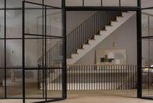 s p a c e - b e t w e e n / Entrances, hallways and stairwells