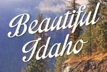 Idaho / The most beautiful state in the country.  / by Carole Frank