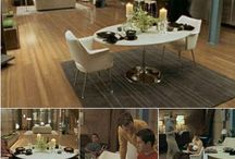 Brian's Loft.... QAF / I'd move tomorrow into this amazing space, preferably with Brian!