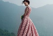 Crochet Dresses / by Heloisa Lenart