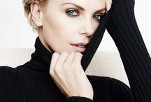 Charlize Theron / Born on August 07 1975
