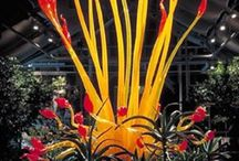 Glass Art. / Blow your mind with Blown Glass!