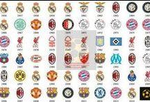 LEYENDAS DEL FÚTBOL / Jugadores, clubes, entrenadores, estadios...