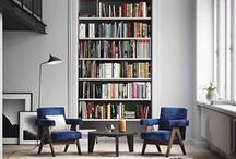 Book nooks, book shelves and book rooms / How to look after and enjoy our beloved books.