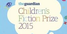 2015 - The Guardian Children's fiction award (Longlist) / The 8 finalists for the Guardian Children's fiction award for 2015 are diverse and complex. 'These books are quite simply some of the best writing for children today, from graphic novels to Victorian sequels, Greek myths to the US civil war. Diverse, complex, accessible experimental, page turning and heart breaking, they bring young readers the world on a single shelf.' http://blog.booko.com.au/2015/07/the-guardian-childrens-fiction-award-for-2015-longlist/