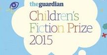 2015 Guardian Children's Fiction Prize Shortlist / A shortlist has been unveiled for the UK's 2015 Guardian Children's Fiction Prize. The winner will be announced November 19.