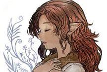 Hobbits, medianos y halflings