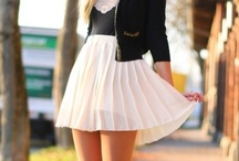 Spring and summer style