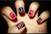 Hallyu Nail Art / Hallyu inspiration for your nails!