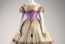 Historical Fashion-- 1600- 1920 /   / by Brenda Grimes