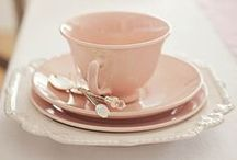 Tablescape / by Jessina