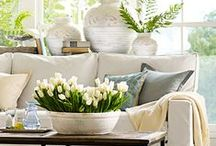 Home Decorating Ideas / Ideas for adding your personality and interest to decor.