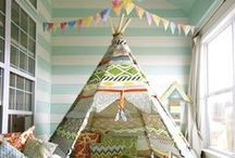 Creative Rooms for Children