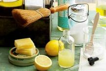 Home Cleaning Tips & Tricks