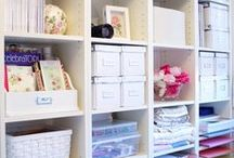 Organized Home Spaces