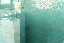 Bathroom ideeas / Badrumsinspiration