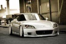 4 Honda vehicles / Loyal customer :) / by Shawn Talley