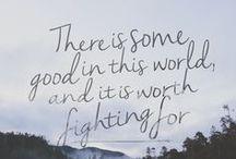 - Words -