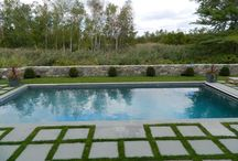 Pool in Connecticut designed by Yolac & Lloyd,